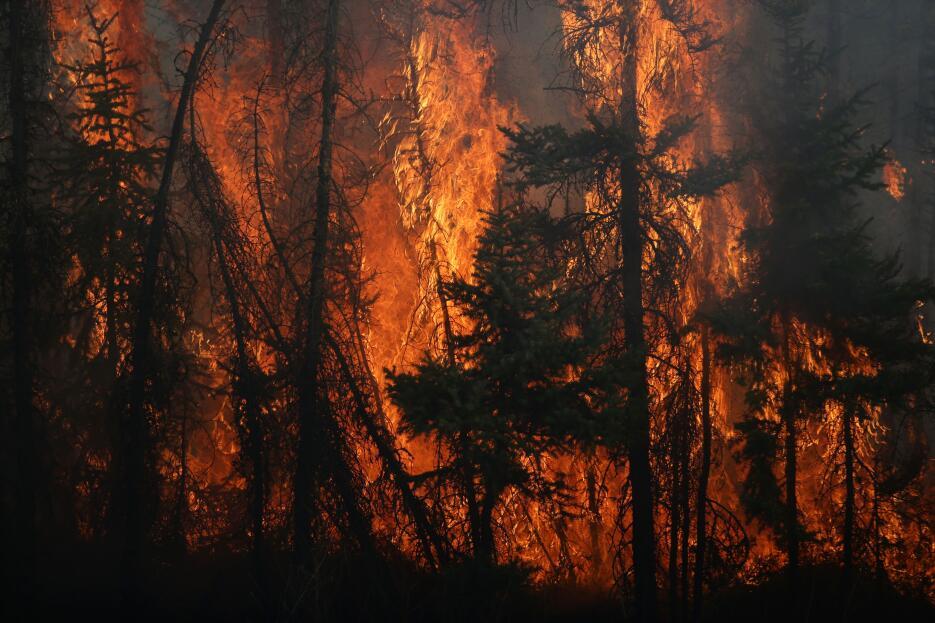El regreso a la ciudad fantasma de Fort McMurray tras el incendio foto.jpg