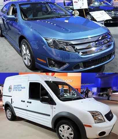 Los ganadoresY fue este grande de Detroit el que arrasó en el Autoshow a...