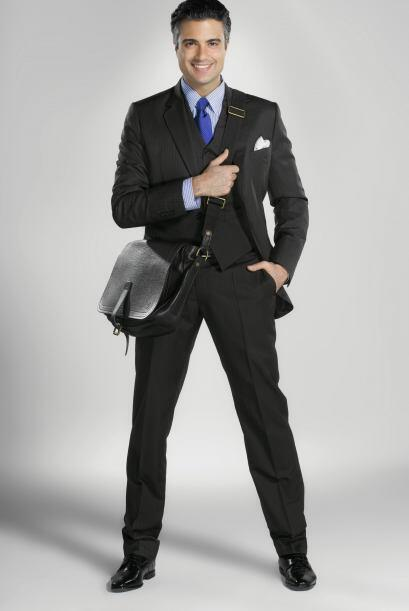 """Jaime Camil apareció como todo mujeriego en el inicio de """"Por Ella Soy E..."""