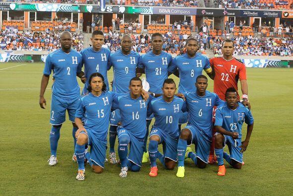 Honduras mostrará que es una selección con corazón....