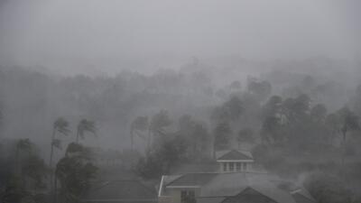 Fotos: Así azota Florida el destructivo huracán Irma