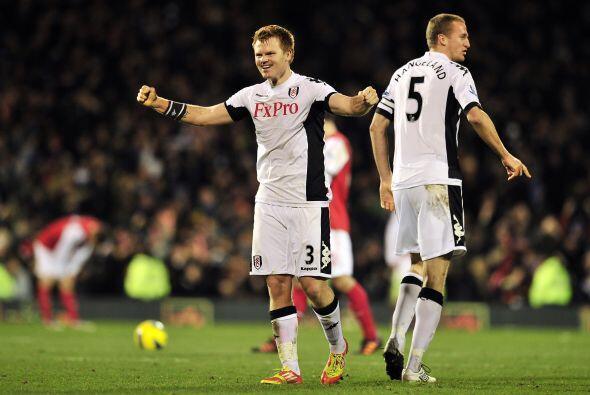 Gran voltereta para el Fulham, que acabó imponiéndose por 2-1.