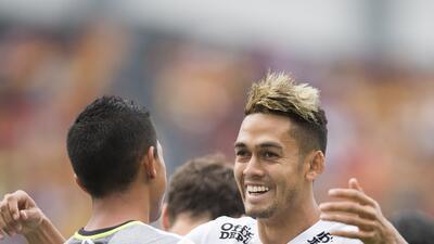 León logra siete puntos de nueve posibles en una semana
