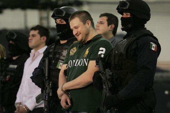 Su captura generó polémica. Mientras la policía aseguró que cayó el capo...