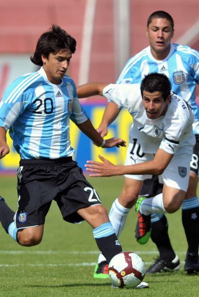 Argentina jugará su segundo partido el miércoles ante Perú, mientras que...