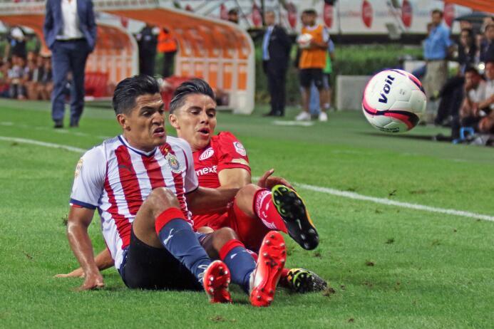 El campeón debutó con poco brillo ante Toluca 20170722_5764.jpg