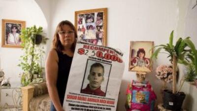 Las autoridades de Chihuahua informaron que hallaron la pistola con la q...
