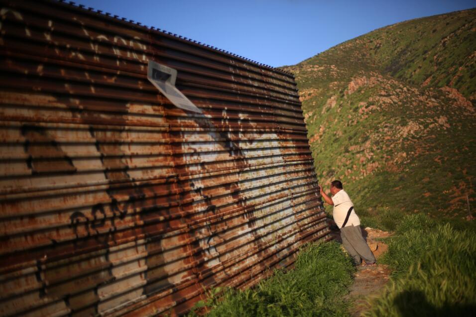 Las casas de la frontera