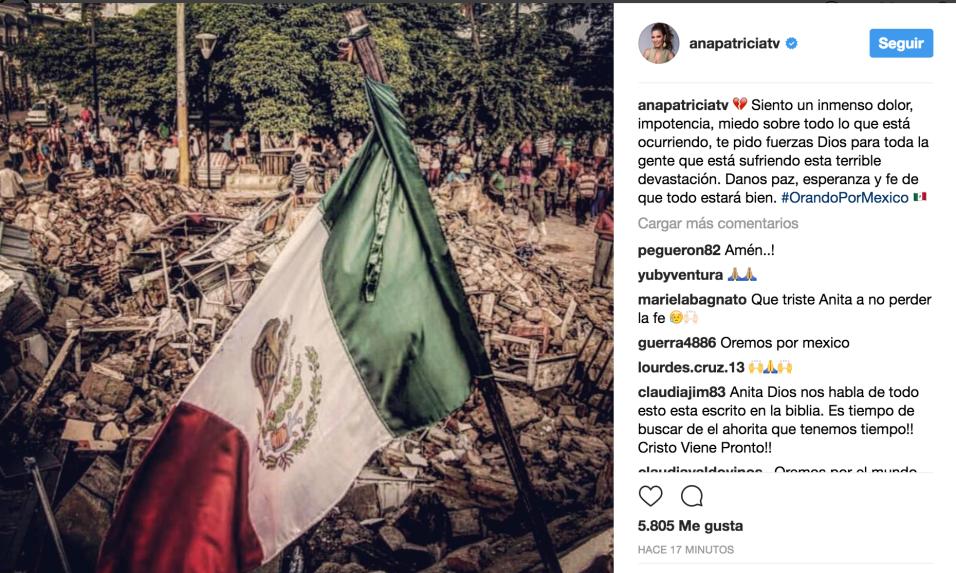 Ana Patricia Gámez, de Despierta América y Mira Qui&eacute...