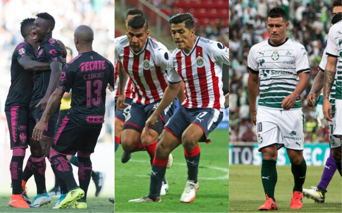 El 'Top 10' de los equipos más valiosos de Latinoamérica equipos.jpg