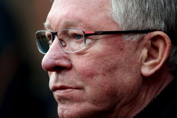 Los hombres de Sir Alex Ferguson enfrentaban al Wolverhampton como visit...