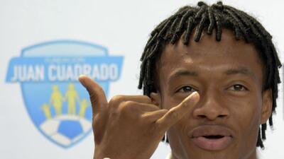 El volante colombiano está feliz de arribar a un club con el potencial d...
