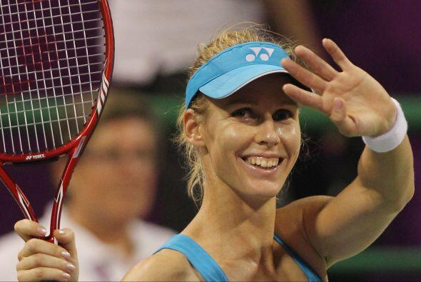 La bella Elena Dementieva se despidió del deporte blanco tras 12...