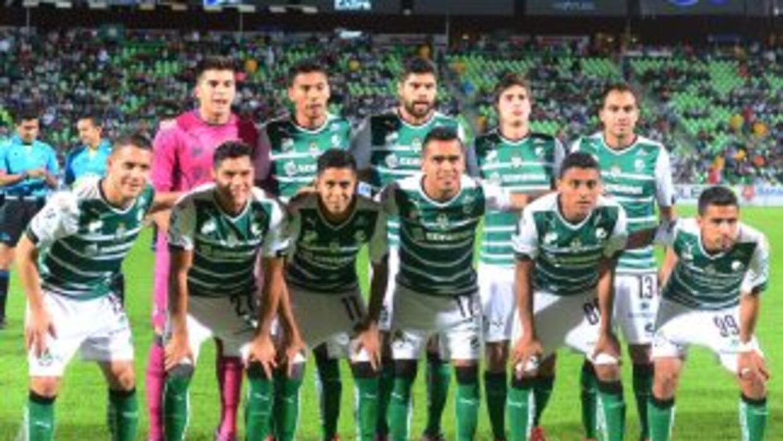 Club Santos Laguna.