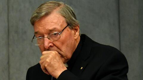 Cardenal del Vaticano enfrenta cargos en Australia por abuso sexual
