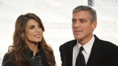 George Clooney rompió su noviazgo de dos años con la modelo y presentado...