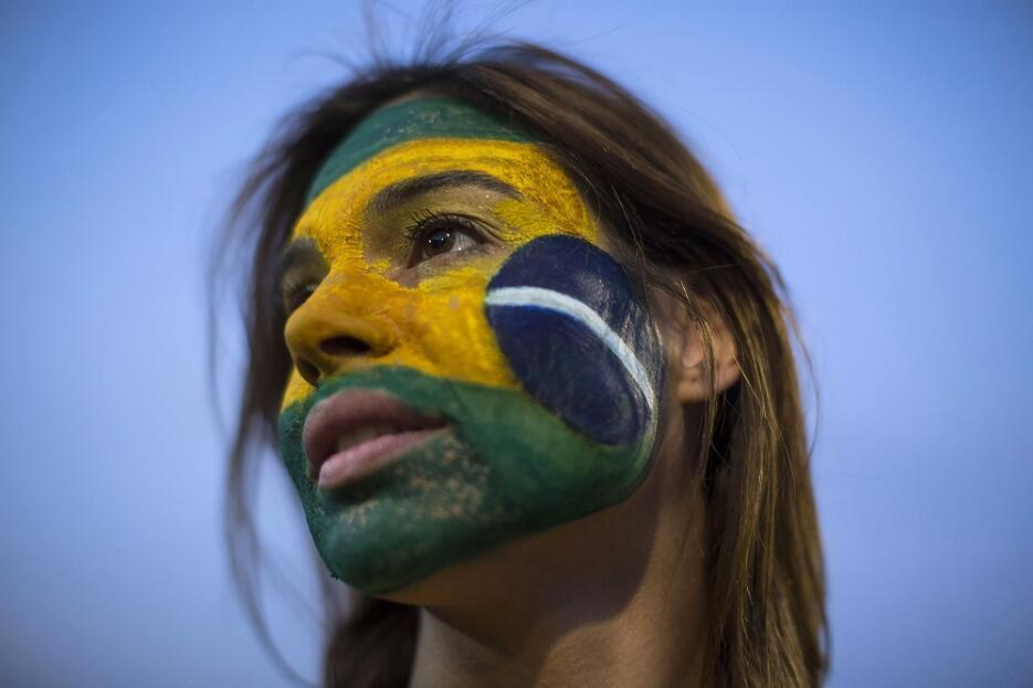 Brasil sale a la calle por el juicio a Dilma Rousseff