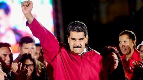 El Grupo de Lima se pronunció en contra de las elecciones convoca...