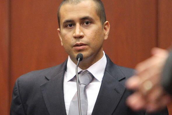 Respecto de las acusaciones, Zimmerman alega que actuó en defensa...