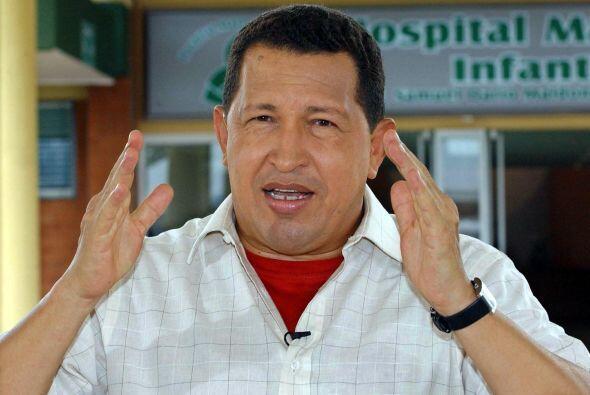 El presidente Hugo Chávez ha tenido que tomar cartas en el asunto...