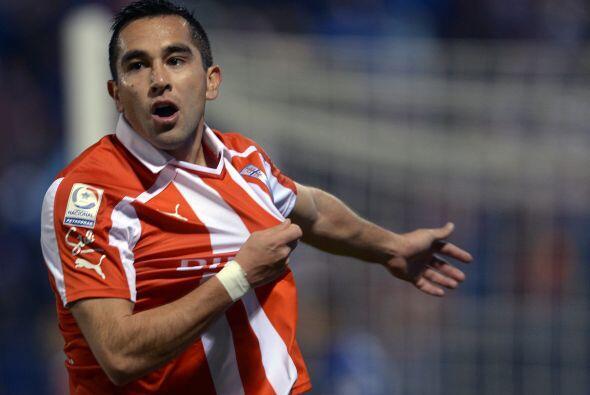 Veracruz hizo oficial la contratación del chileno, Fernando Meneses, qui...