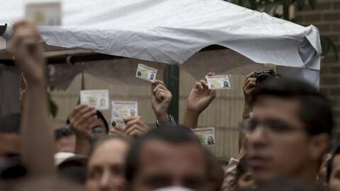 Consejo Nacional Electoral de Venezuela anuncia fechas para votación del...