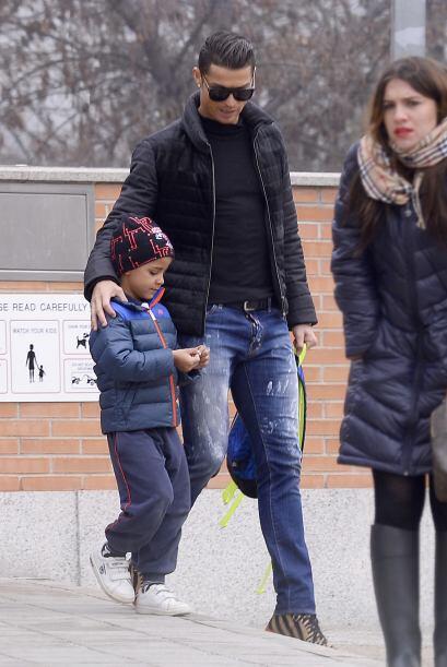 Ya se confirmó que Cristiano y la modelo Irina Shayk terminaron s...
