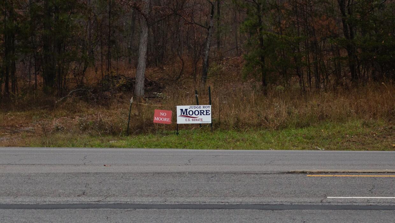 "Industrial engineer Michael Morris, 55, printed hundreds of ""No Moo..."