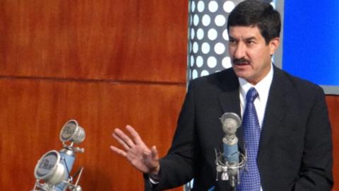 Javier Corral, actual gobernador, anunció una batalla legal contr...