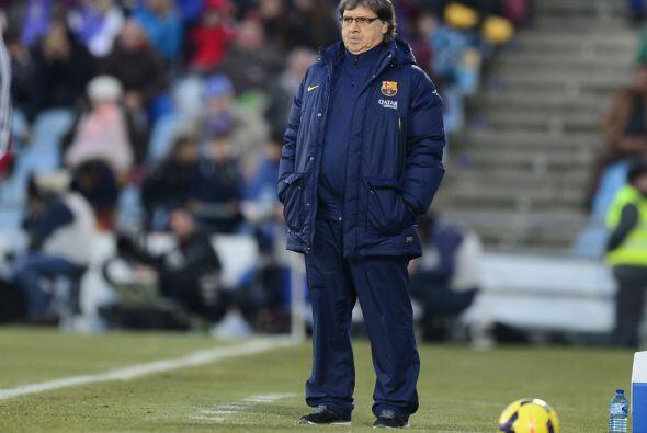 En la temporada 2013-2014, el argentino Tata Martino llegó al Barcelona...