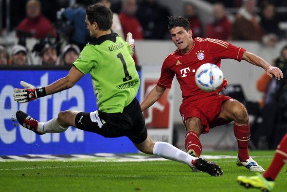 El hombre del Bayern Munich sigue consolidándose con el cuadro bávaro.