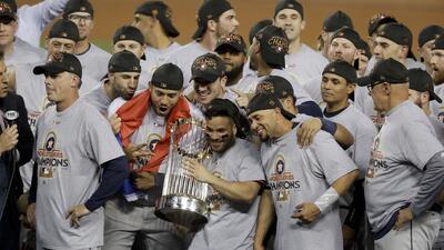 ¿Quiénes son los favoritos para el título de MLB en la temporada de 2018?