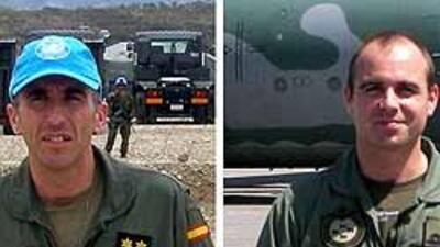 Consternación en buque Castilla por la muerte de cuatro de sus miembros...