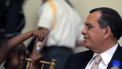 Un sondeo reveló que la mayoría de los hondureños desconfía del gobierno...