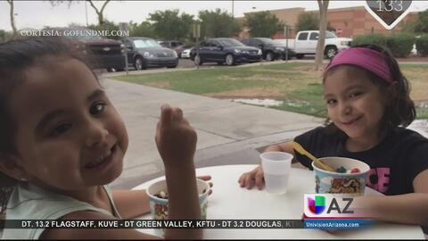 Familiares recuerdan a las niñas asesinadas por su padre