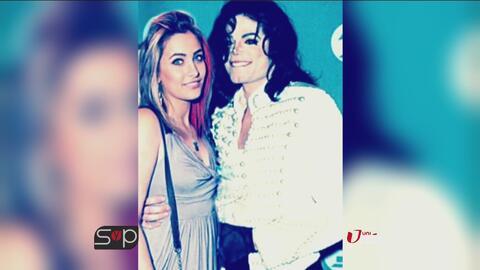 Paris Jackson reaccionó a las acusaciones que le han hecho al 'Rey del Pop'