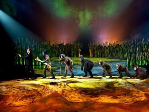 Este otoño, Cirque du Soleil regresa al área metropolitana...