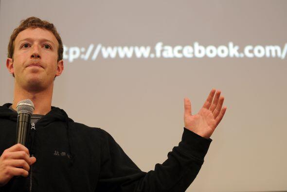 Zuckerberg es considerado una de las personas más influyentes del mundo,...