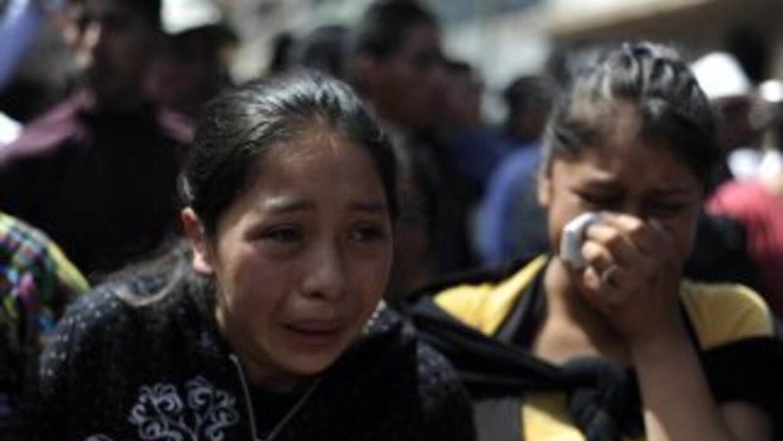 Un nuevo sismo de magnitud 6.2 sacudió Guatemala, provocando pánico entr...