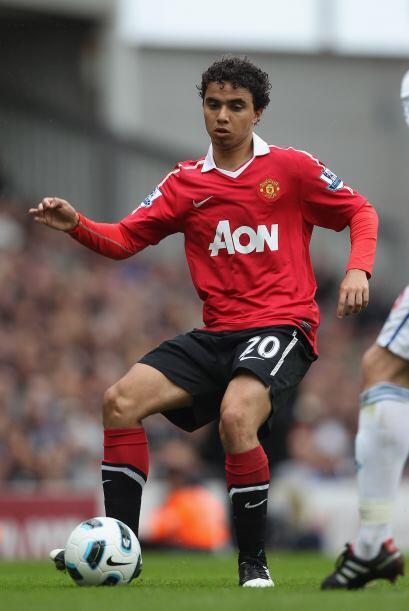 Otro de los sudamericanos que participó del juego fue el brasile&...