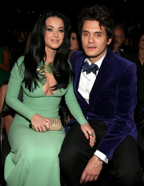 Katy Perry y John Mayer