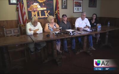 Llaman a las familias a presentar testimonios de los abusos del alguacil...