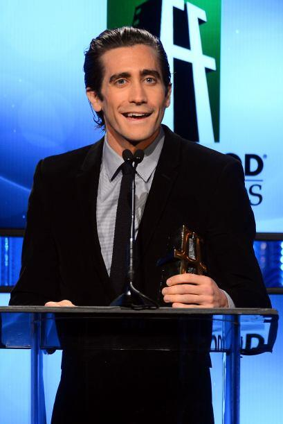 En ella, sorprendió Jake Gyllenhaal, quien reapareció con muchas libras...