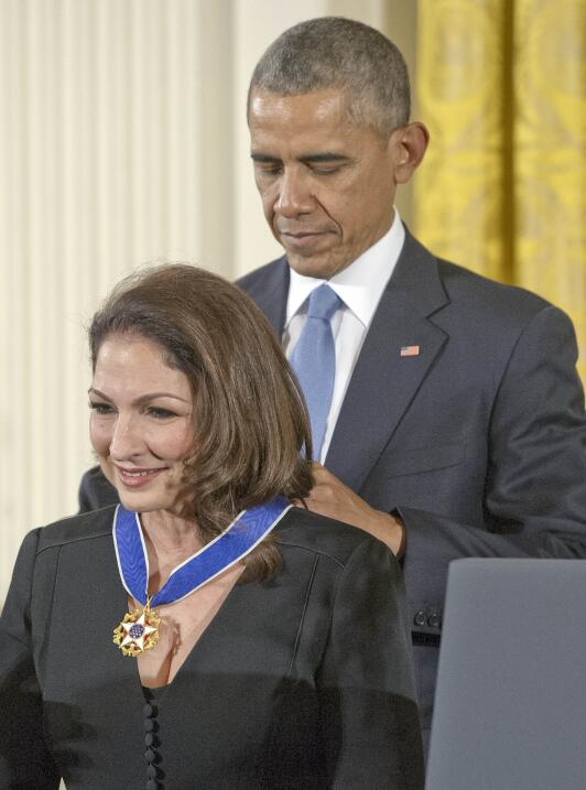 Medallas Obama