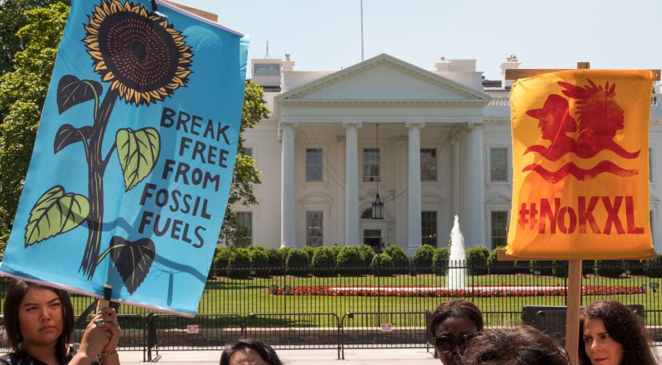 ¿Debería Estados Unidos permanecer en el Acuerdo de París? Una mayoría d...