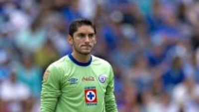 Jesús Corona se quedará en Cruz Azul para disputar la Liga de Campeones...
