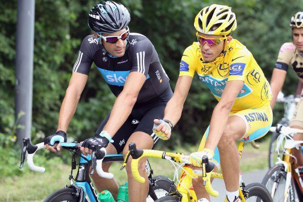 Contador ganó por segundo año consecutivo la máximo prueba ciclista a ni...