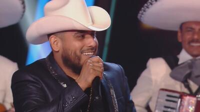Espinoza Paz: 'Yo ya no puedo cantar mejor'