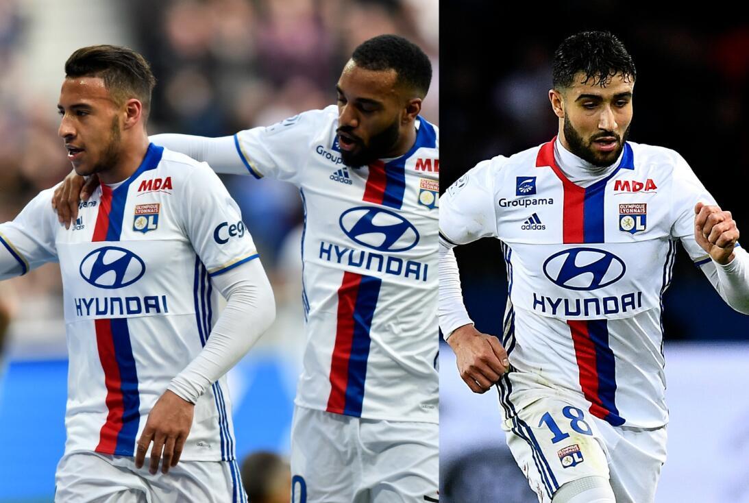 ¡Miedo! Los tríos ofensivos que dominan el fútbol de Europa Tolisso Laca...