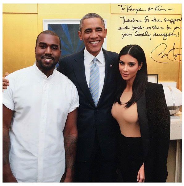 Pero cómo olvidar la ocasión en la que el Presidente Obama desmintió a K...